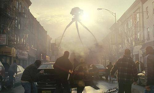 war of the worlds movie pictures. War of the Worlds (2005)