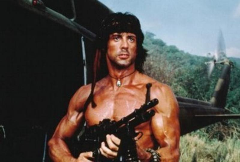 This was the first film to Rambo First Blood 2